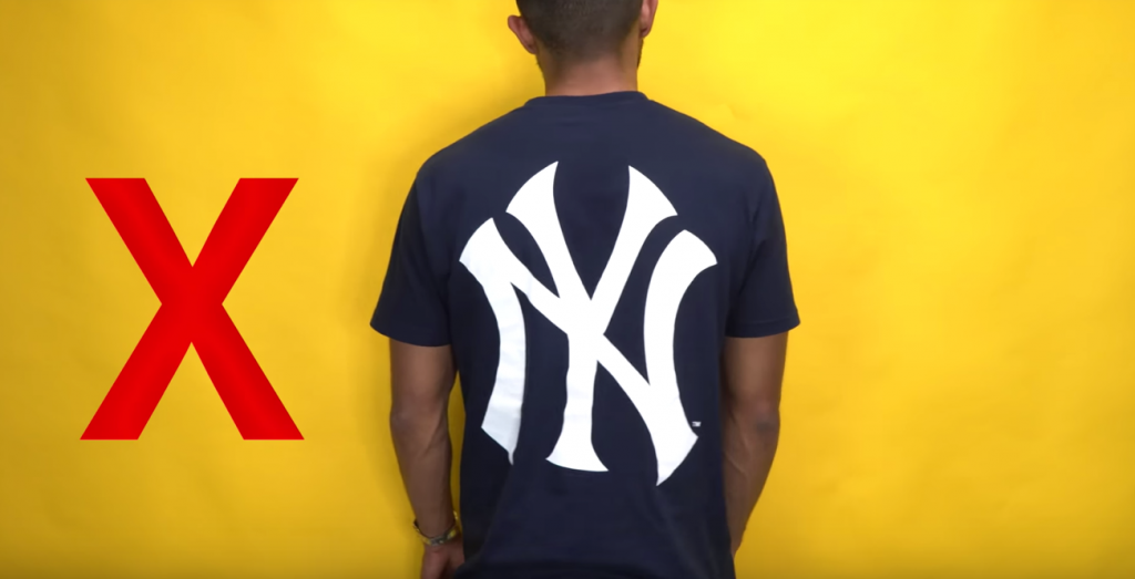 5 awesome (insane) t-shirt hacks you didn't know about to look unique.