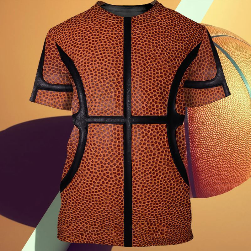 Cool basketball t shirts for men make you fall in love in seconds