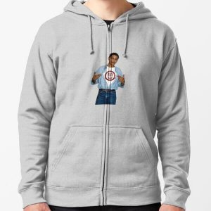 The big positivity from the Obama Hoodie