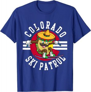 Let's pick up this t-shirt colorado