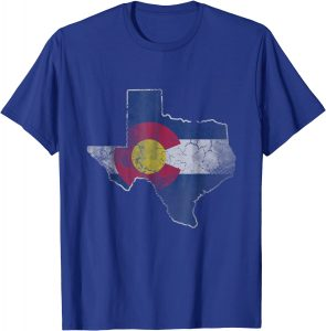 Why you should choose the best colorado t-shirt?