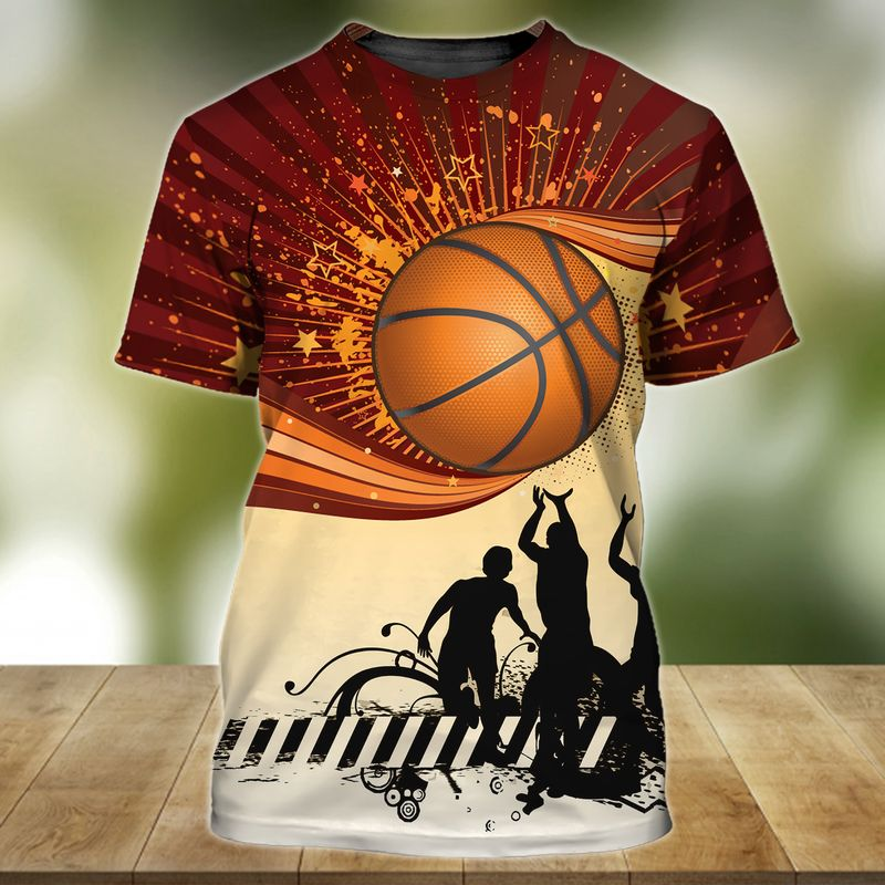Cool basketball t shirts for men are the most outstanding item recently