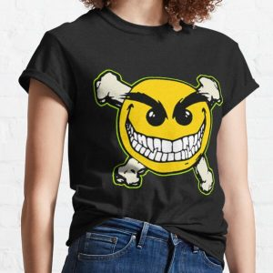 Smiley Face T-shirt: a hisory to bring it more well-known
