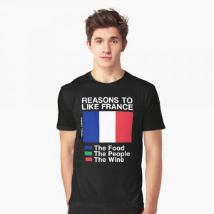 French Patriotic T-Shirts for a more bright life