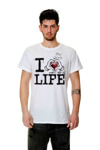 Make your decision with these love life t-shirt for Men