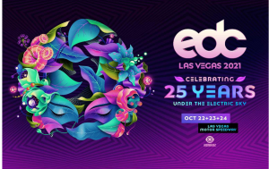 2021 Electric Daisy Carnival Las Vegas you should know