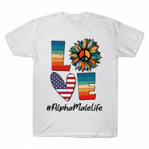 The vivid Life T-shirt for lovely outfits.
