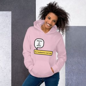 Barack Obama hoodie t-shirts for a cool outlook