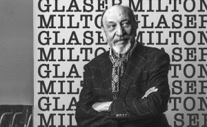 Milton Glaser, the man behind The True Story Of The I Love New York T-Shirt