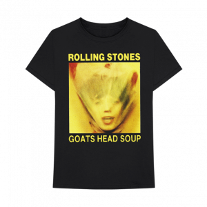 Goats Head Soup album cover The Rolling Stones T-shirts