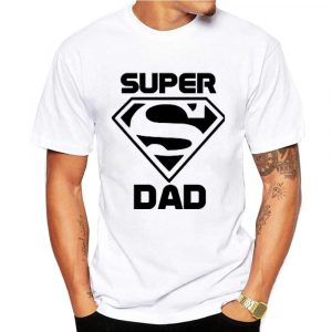 Superman Super Dad for Happy Parents Day Shirts