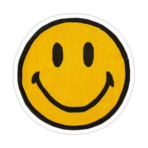 Smiley Face T-shirt: a hisory that you should know