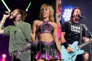 Lollapalooza 2021 line-up with many famous music stars