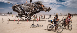 Do you know Burning Man Festival: One of a kind in the USA?