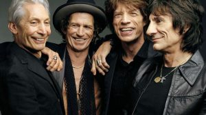 The Rolling Stones band now