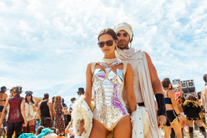 Burning Man Festival is One of a kind in the USA