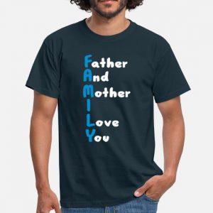 Meaningful Parents Day T-shirt ideas