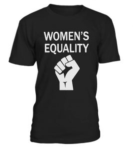 The equality t shirt women's help you to look cool