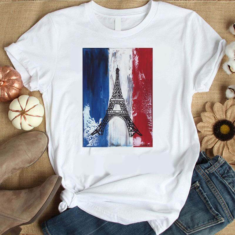 The French national flag is the beautiful image