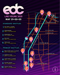 You should know about 2021 Electric Daisy Carnival Las Vegas