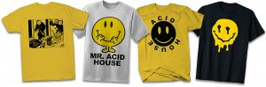 Smiley Face T-shirt: a hisory to bring it to all over the globe