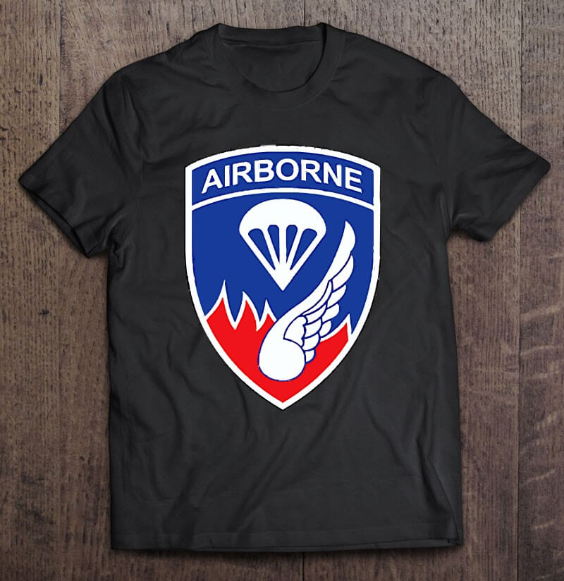 In memory of the 187th Infantry Regiment in Korean War T shirts
