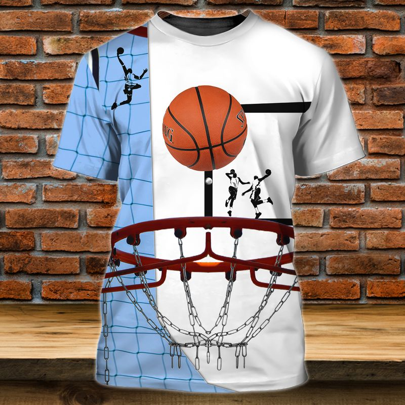 Cool basketball t shirts for men attracts sport lovers