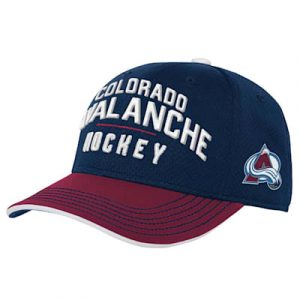 Colorado hat of Avalanche team for hockey maniacs