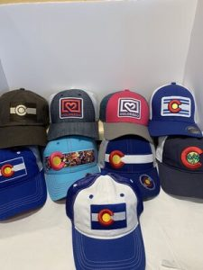 An Colorado hat collection for fans