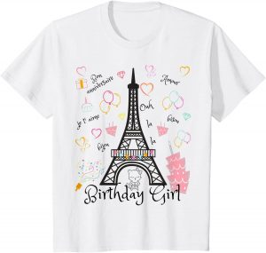 Paris T-Shirts That You'll Love for Bastille Day