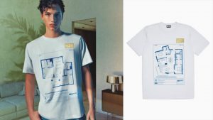 Condo Diesel F2-L7 T-shirt with a apartment included