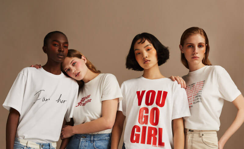 The best women's rights apparel