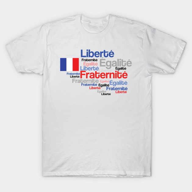 Paris T-Shirts That You'll Like for Bastille Day