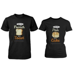 Paris T-Shirts describe about some local food