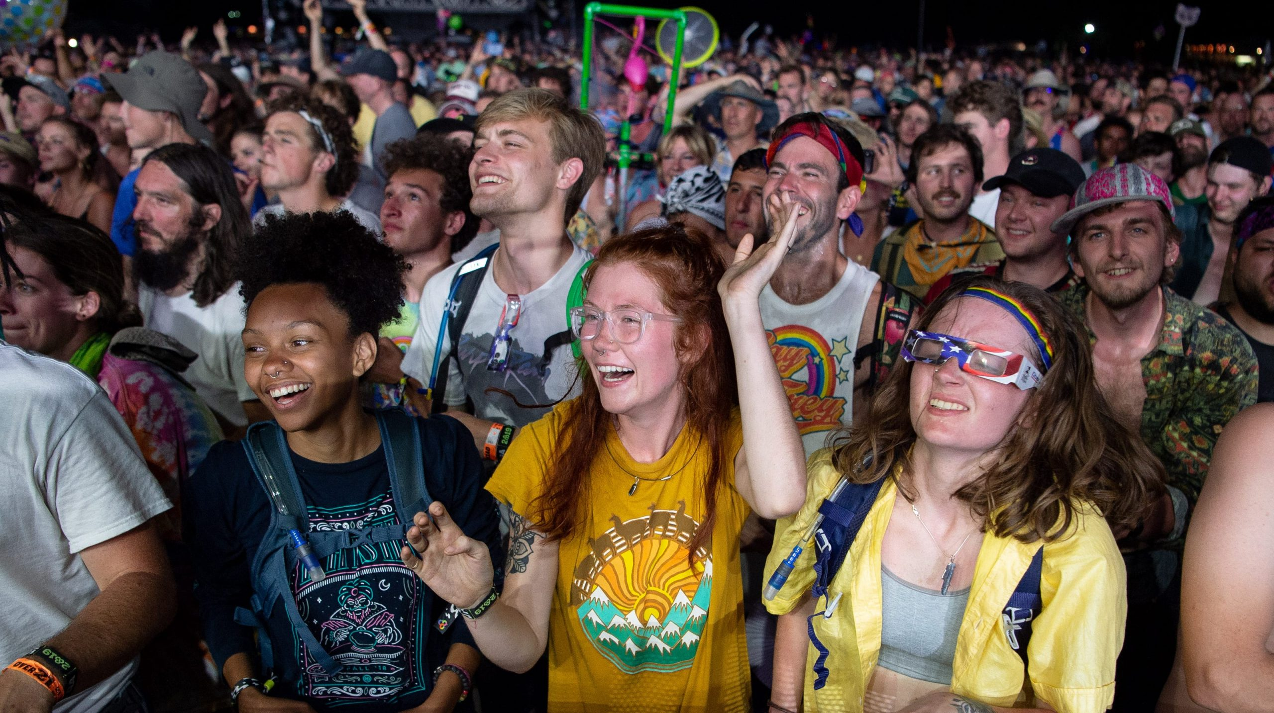 Bonnaroo Music And Arts Festival Is The Most Positive Place On This Planet