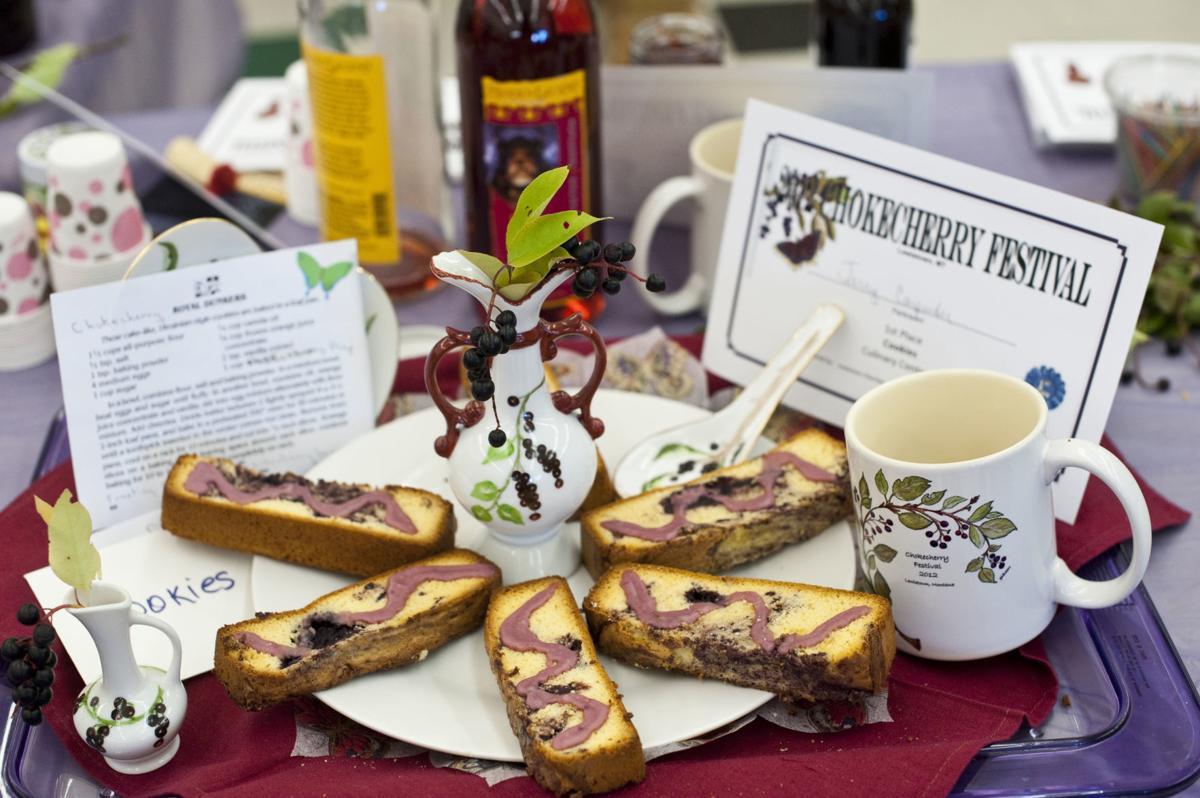 A delicious breakfast at Chokecherry Festival