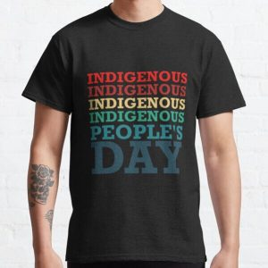 The best classic Indigenous Day T-Shirt for Men
