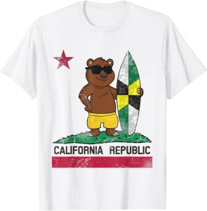 The best California tee 2021 you have to own.