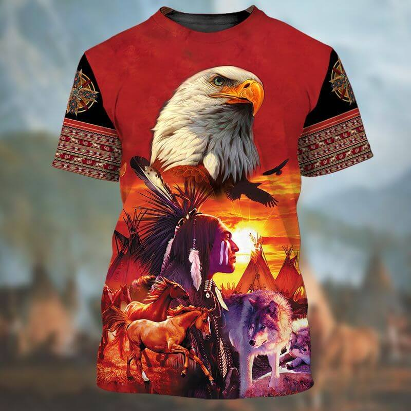 The top vibrant Indigenous Day T-Shirt for Men!