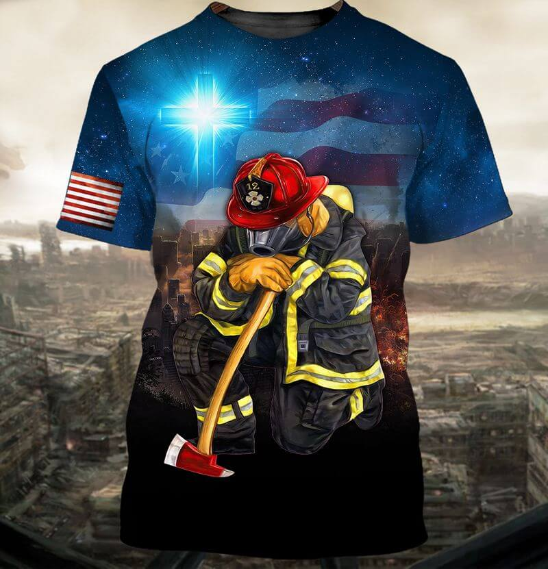 These First Responder T-Shirts won't make you disappointed