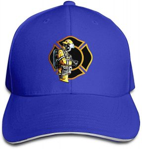 The awesome baseball cap first responders for you.
