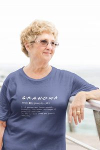 10 The best National day Grandparents t-shirts for your grandmother.