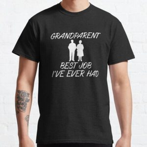 10 National day Grandparents t-shirts for you to look cooler