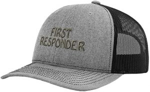 Let's explore the best 5 First Responder Hat Designs this year