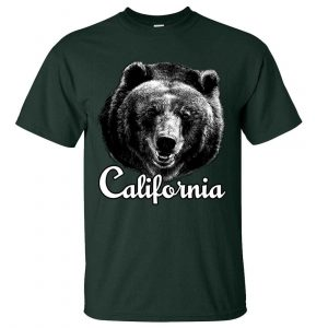 California t shirt designs suit you very well.