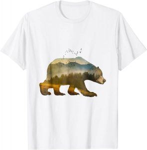 Let's wear this California bear clothing to look cooler!