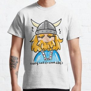 Top 7 Leif Erikson day T shirt for this October.