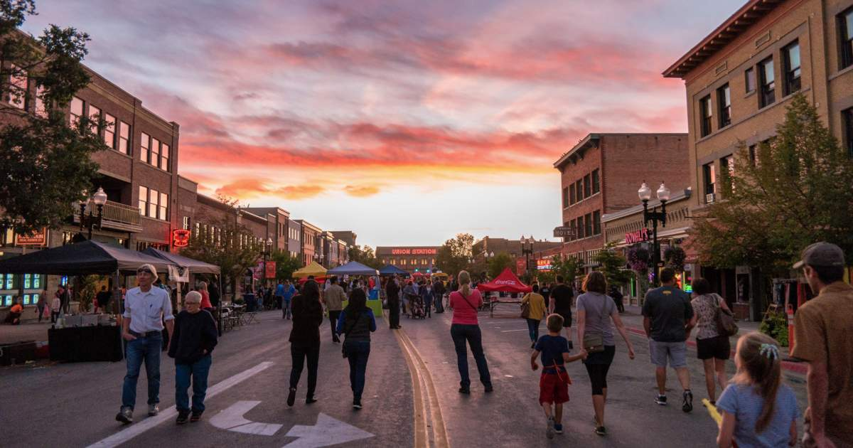 The 19th Annual Harvest Moon Celebration