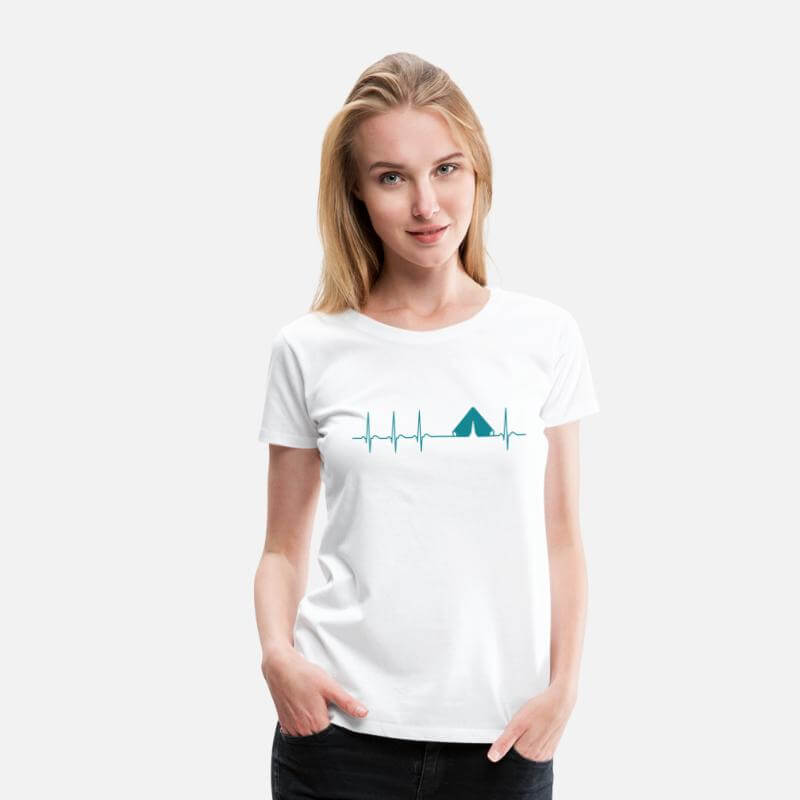 Let's discover the most fashionable camping t-shirt designs!