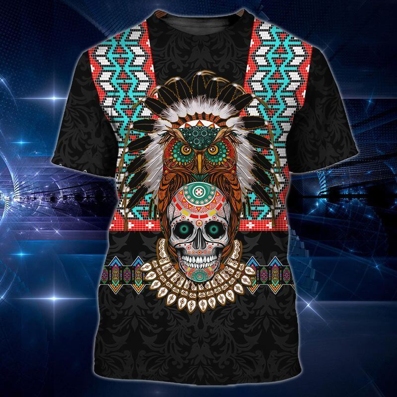 Let's buy the cool indigenous peoples day shirt